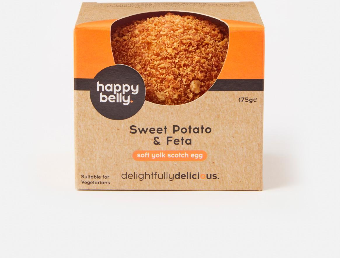 Sweet Potato and Feta